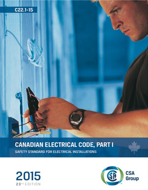 2015 electrical Code Book